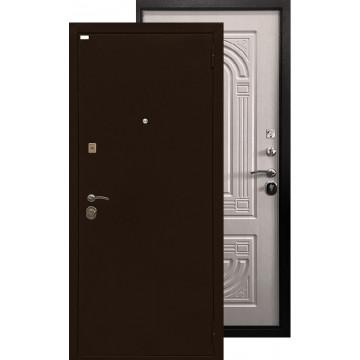 Стальная дверь Ратибор Оптима 3К (ЭкоДуб)