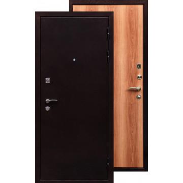 Стальная дверь Ратибор Практик (Миланский орех)