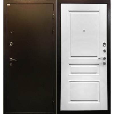 Стальная дверь Ратибор Статус (Ясень белый)