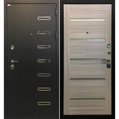 Стальная дверь Ратибор Стелла (Сандал белый)