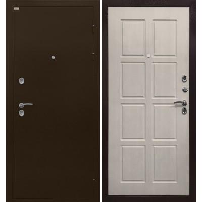 Стальная дверь Ратибор Термоблок 3К (Лиственница беж)
