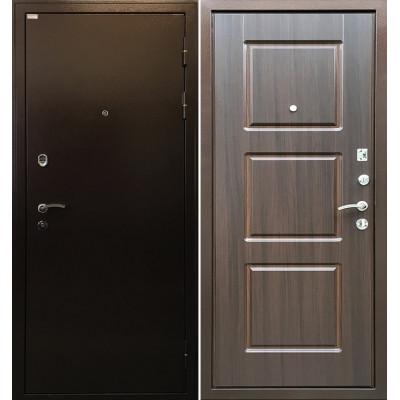 Стальная дверь Ратибор Трио (Антик медь / Эковенге)