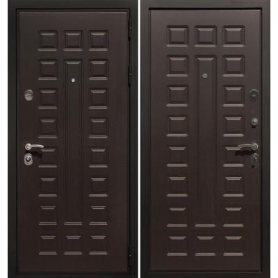 Стальная дверь Ратибор Триумф 3К (Венге)
