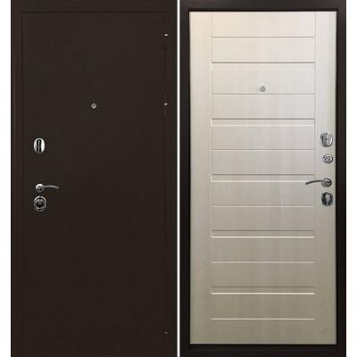 Стальная дверь Ратибор Тренд 3К (Лиственница беж)