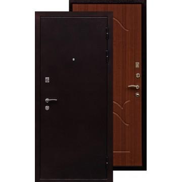 Стальаня дверь Ратибор Патриот (Ольха светлая)