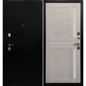 Стальная дверь Ратибор Авангард 3К (Лиственница беж)