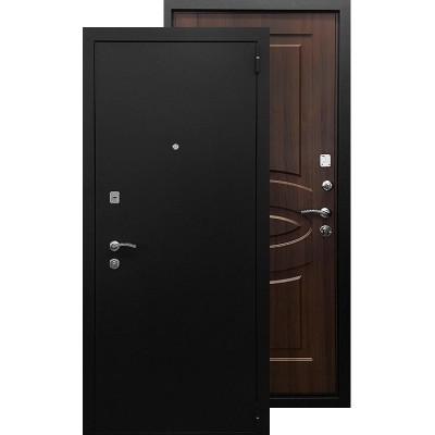 Стальная дверь Ратибор Классик 3К (Орех бренди)