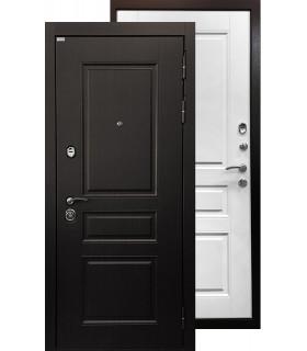 Стальная дверь Ратибор Лондон 3К (Матовый белый)