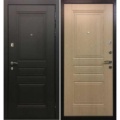 Стальная дверь Ратибор Лондон (Дуб белёный)
