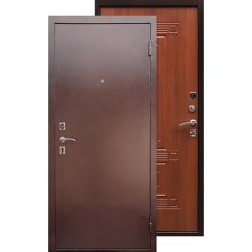 Стальная дверь Ратибор Модерн (Итальянский орех)