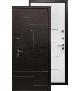 Стальная дверь Ратибор Омега (Белый ясень)