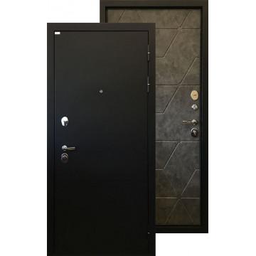 Стальная дверь Ратибор Тетра 3К (Бетон графит)