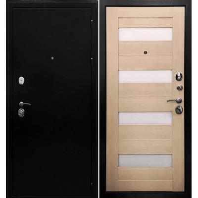 Стальная дверь Ратибор Резидент 3К (ЭкоДуб)