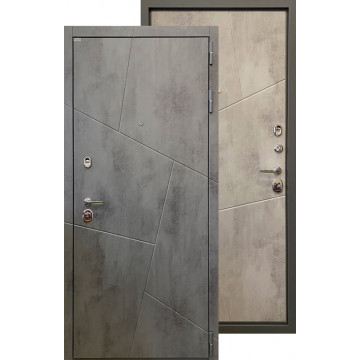 Стальная дверь Ратибор Орион 3К (Бетон светлый)