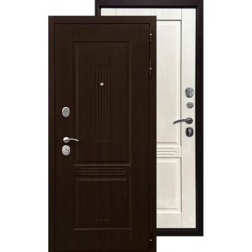 Стальная дверь Ратибор Консул 3К (Лиственница беж)