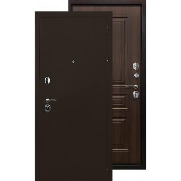 Стальная дверь Ратибор Троя 3К (Орех бренди)