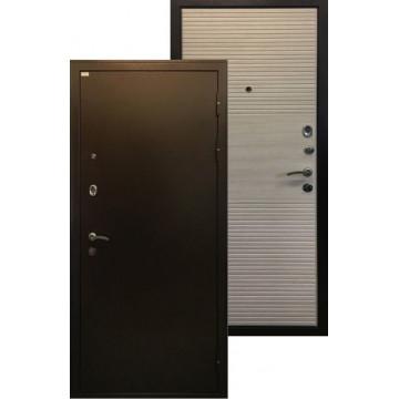 Стальная дверь Ратибор Горизонт (Акация)