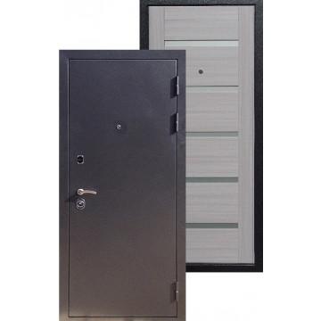 Стальная дверь Ратибор Ника (Сандал белый)