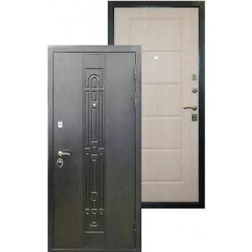 Стальная дверь Ратибор ДСВ (Дуб выбеленный)