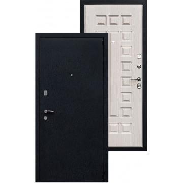Стальная дверь Ратибор Зодиак (Беленый дуб)